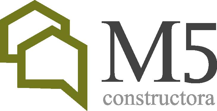Constructora en Málaga ⋆ M5 Constructora Logo